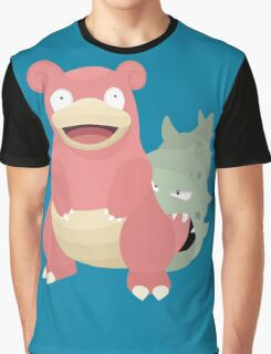 Slowbro Graphic T-Shirt