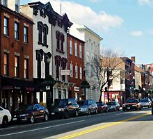 Georgetown - M Street by Bine