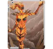 Fire Atronach - Skyrim iPad Case/Skin