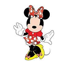 Minnie Photographic Print