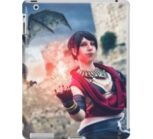 Morrigan I iPad Case/Skin