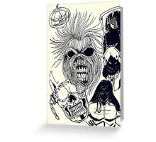 Are you metal?? Greeting Card