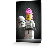 Stormpunk! Greeting Card