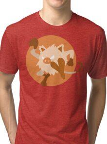 Mankey - Basic Tri-blend T-Shirt