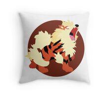 Arcanine - Basic Throw Pillow