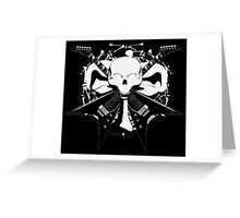 corpus callosum Greeting Card