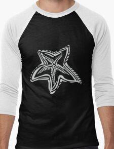 Star Fish Men's Baseball ¾ T-Shirt