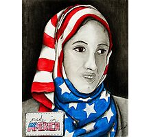Hijab Photographic Print