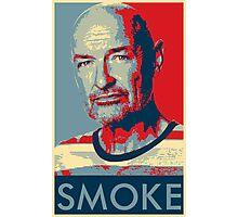 SMOKE Photographic Print