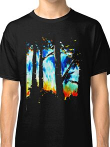 The edge of the forest Classic T-Shirt