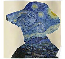 Van Gogh Night Poster