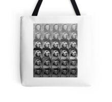 Bride of Monroe Frankenstein Tote Bag