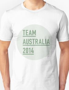 EverySaturday Supporting the Socceroos T-Shirt