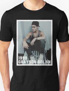 1999 Grayson Dolan-border Unisex T-Shirt