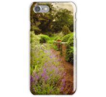 The Perennial Garden iPhone Case/Skin
