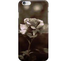 Sepia Rose iPhone Case/Skin