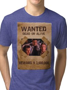 Buffy The Trio Warren Andrew Jonathan Wanted 1 Tri-blend T-Shirt