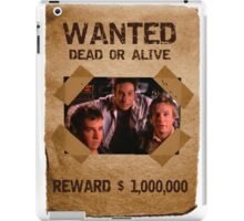 Buffy The Trio Warren Andrew Jonathan Wanted 1 iPad Case/Skin