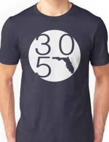 305 Circle Unisex T-Shirt