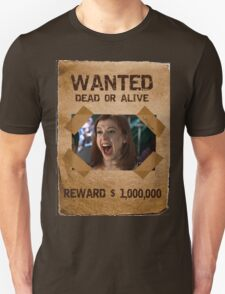 Buffy Willow Wanted 1 Unisex T-Shirt
