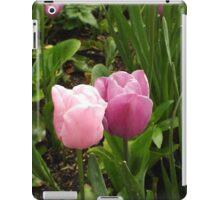 Tulips in love iPad Case/Skin