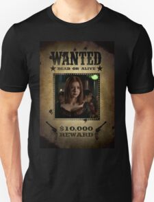 Buffy Willow Wanted 2 Unisex T-Shirt