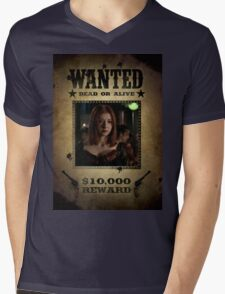 Buffy Willow Wanted 2 Mens V-Neck T-Shirt