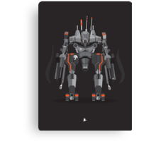 District 9 - Bio-Suit Canvas Print