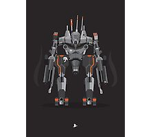 District 9 - Bio-Suit Photographic Print