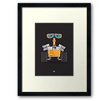 WALL.E  Framed Print