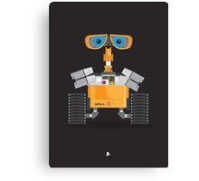WALL.E  Canvas Print