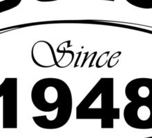 Fabulous Since 1948 Sticker