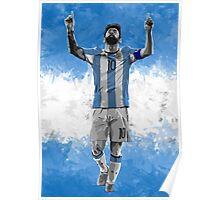Lionel Messi - Argentina Poster