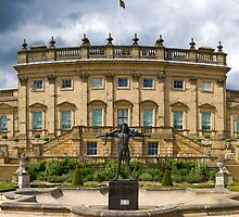 Harewood House stately home  by chris2766