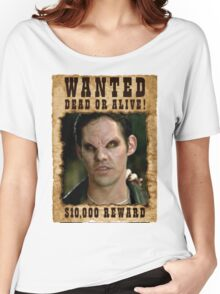 Buffy Xander Wanted Vampire Women's Relaxed Fit T-Shirt