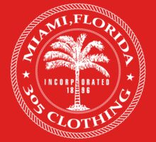 305 City Seal by 305clothing