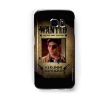 Buffy Xander Wanted 2 Samsung Galaxy Case/Skin