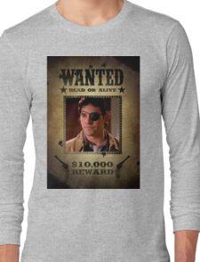Buffy Xander Wanted 2 Long Sleeve T-Shirt