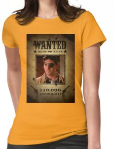 Buffy Xander Wanted 2 Womens Fitted T-Shirt