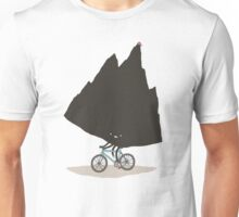 Mountain Biking Unisex T-Shirt