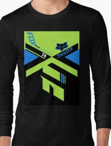 Fox Divizion Black Long Sleeve T-Shirt
