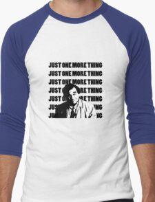 Columbo Men's Baseball ¾ T-Shirt