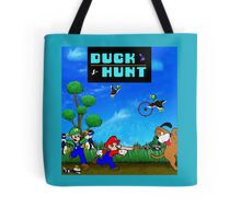 Mario and Luigi : Duck Hunt Tote Bag