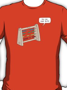 The Ever-Reliable Abacus T-Shirt