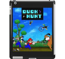 Mario and Luigi : Duck Hunt iPad Case/Skin