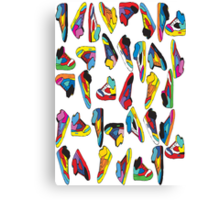 sneak-o-file Canvas Print