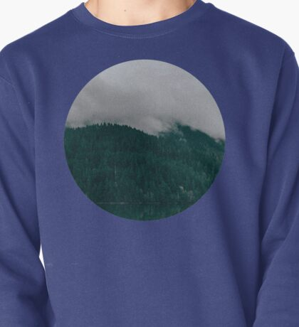 Pacific Northwest Lake Pullover