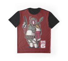 Baymax Graphic T-Shirt