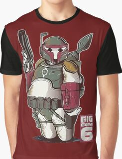 Baymax Graphic T-Shirt