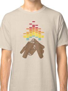 Crackling Fire Classic T-Shirt
